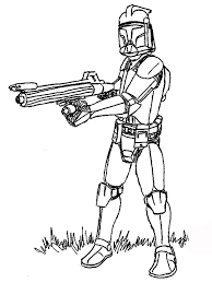 star wars clone coloring pages best 5579