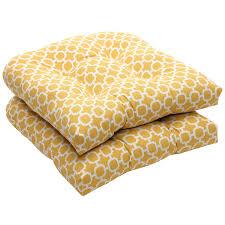 amazon com pillow perfect indoor outdoor yellow white geometric