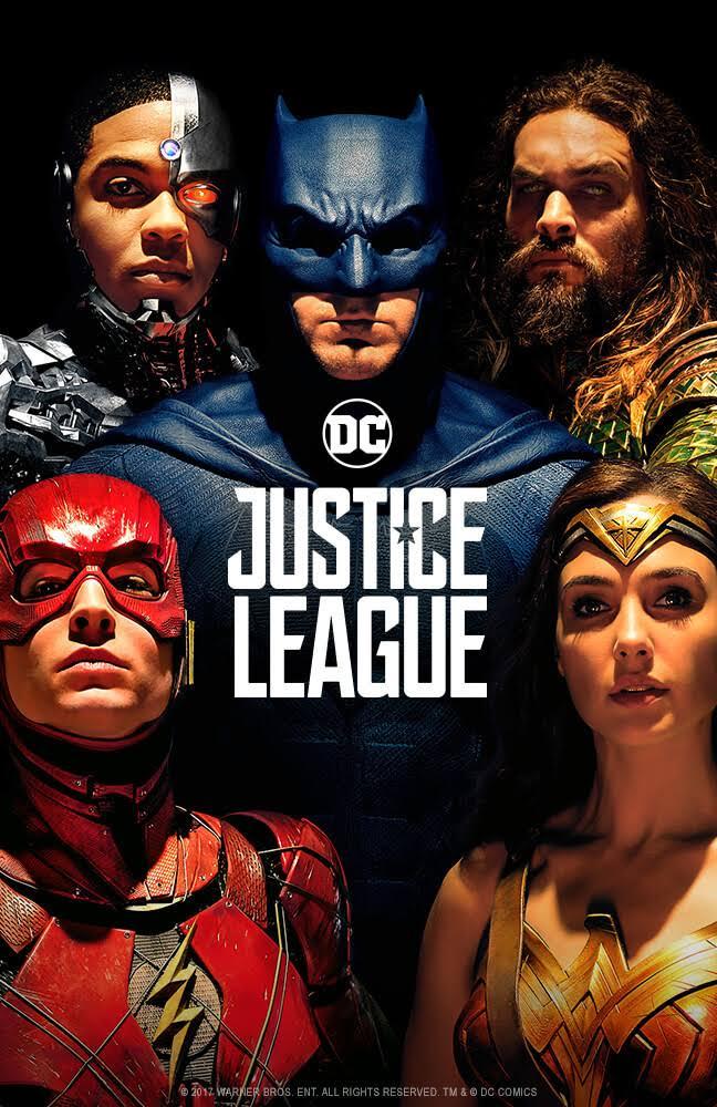 Justice League-Justice League