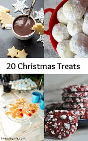 Home Made Christmas Gifts by Christmas Treats Recipes For Homemade Gifts Christmas Cookies