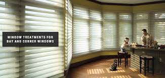 blinds u0026 shades for bay and corner windows house to a home interiors