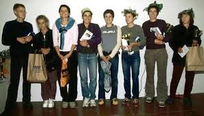 Katja Bajec (Aakademski AO), 4. Paola Crasnich (talija), 5. Metka Jug (AO Črna), 6. Tina Di Batista (AO Ljubljana - Matica), .7. Paola Rossi (Italija), 8. - osp-04_jjj-najboljse