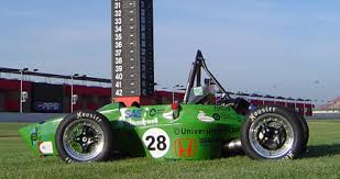 Formula SAE This is Small CRAZY Racing VEHICLE