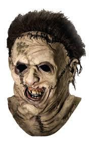 Mens Halloween Costumes Amazon Amazon Texas Chainsaw Massacre Costume Leather Face