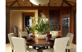 Ideas For Dining Room Table Decor by A Red Dining Room Is It Right For Your Home
