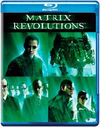 Matrix: Revolución [BD25]