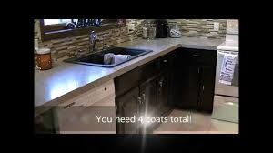 Painting Kitchen Cabinets Espresso How To Gel Stain Kitchen Cabinets Youtube