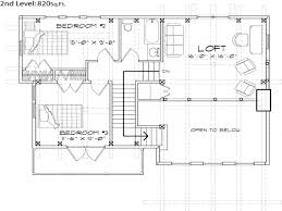 affordable house plans simple house floor plan log home open