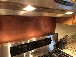 tile u0026 backsplash edgy copper backsplash sheet copper sheet