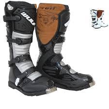motocross half boots wulf superboot la libre x1 motocross boots boots ghostbikes com