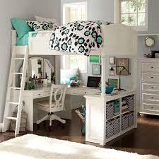 chelsea vanity loft bed sets pbteen