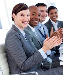 The audience is applauding your speech  See what happens when you hire a great speechwriter SPEECHWRITING BY PROFESSIONAL SPEECHWRITERS
