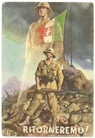 Italian guerrilla war in Ethiopia