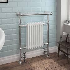 keswick traditional heated towel rail radiator heated towel rail