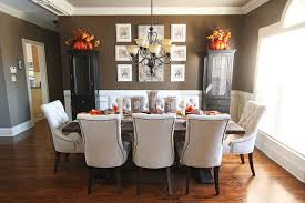 Fall Dining Room Table Kevin  Amanda Food  Travel Blog - Decor for dining room table