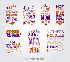 Mother Day Quotes by Collection Of Mother U0027s Day Quotes Vector Download