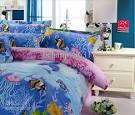 Wholesale 100% cotton crib duvet cover set pillow case bed sheet ...