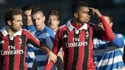 Jogadores do Milan deixam campo após ofensas racistas - BBC ...