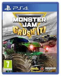 how many monster jam trucks are there monster jam crush it ps4 amazon co uk pc u0026 video games