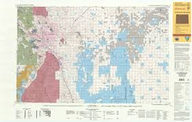 Map Of Utah And Colorado by Co Surface Management Status Colorado Springs Map Bureau Of Land