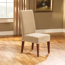 Plastic Seat Covers For Dining Room Chairs by Dining Room Sure Fit Cream Dining Room Chair Cover Dining Room
