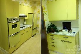 Retro Metal Kitchen Cabinets by Beautycraft Kitchen Cabinets Made By Miller Metal Products Retro