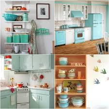 interior retro kitchen for satisfying 50s retro kitchens in
