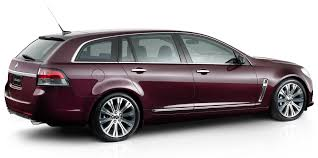 holden holden vf commodore sportwagon and ute revealed photos 1 of 4