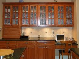 Kitchen Cabinet Replacement by Glass Kitchen Amazing Kitchen Cabinets With Glass Replacement