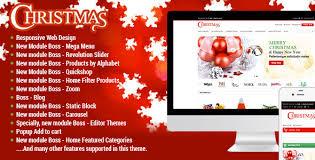 responsive merry christmas opencart theme tvlgiao themeforest