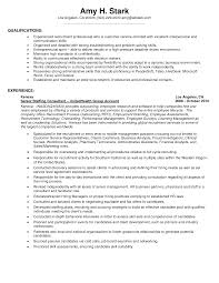 Resume Skills And Abilities Sample How To Discover And Present