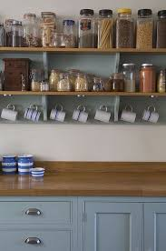 Kitchen Shelving Best 25 Country Kitchen Shelves Ideas On Pinterest Country