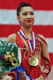 HOUSTON, Texas, May 24, 2008 – Lisa Wang of Buffalo Grove, Ill., won her third straight U.S. all-around title in rhythmic gymnastics at the 2008 Visa ... - 466