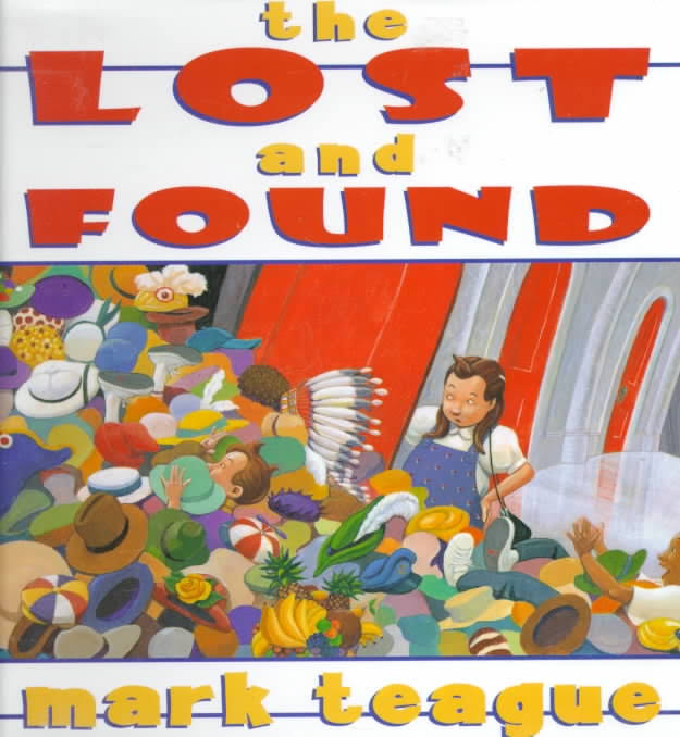 Image result for The Lost and Found by mark teague