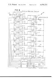 Map Of France And Switzerland by Patent Us4076321 Electronic Control System For Operating A