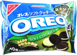 amazon com oreo uji maccha green tea soft cookies 2015