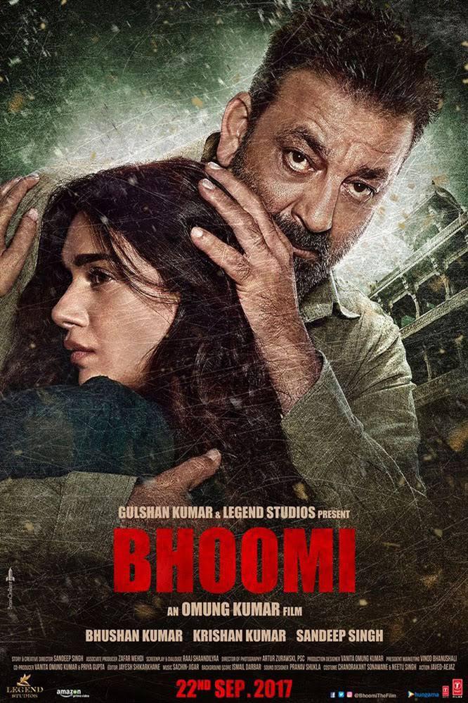 Bhoomi (2017) HDRip