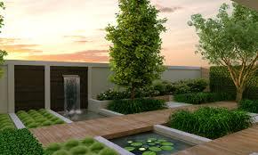 download modern backyard widaus home design
