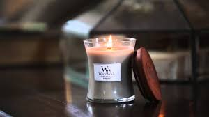 decor u0026 tips crackling candle by woodwick candles for fireplace