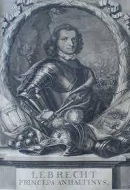 Lebrecht, Prince of Anhalt-Zeitz-Hoym