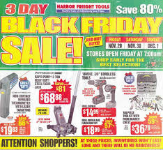 when do the best black friday deals start harbor freight black friday 2013 ad find the best harbor freight