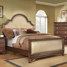 Ashley Furniture Bedroom by Bedroom Luxury Bedroom With King Size Headboard And Footboard