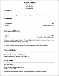 Resume Builders Online by Free Resume Builder Best Free Resume Builder Build Your Resume