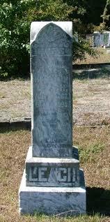 Houston Cornelius Leach (1866 - 1909) - Find A Grave Memorial - 30738223_122461088798