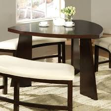 dining tables triangle table with benches triangle dining table