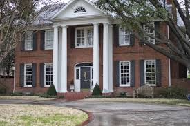 homes with columns gnscl