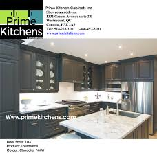 Kitchen Cabinets Thermofoil Thermofoil Doors Kitchen Cabinets In Montreal