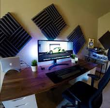 Gameing Desk by Getyourgeeksupplies Recording Room Gaming Desks Pinterest