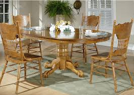 oak dining room table and 6 chairs alliancemv com