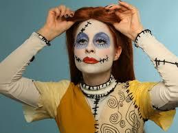Halloween Doll Makeup Ideas by Halloween Makeup Tutorial Creepy Ragdoll Hgtv